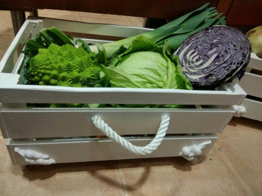 DIY – Caja para verduras (o lo que quieras)   Cocinas Reales
