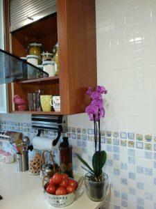 Flores en la cocina-1