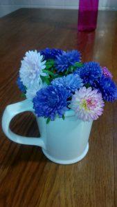 Flores en la cocina 7
